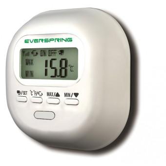 Sensore di temperatura e umidità ambientale Everspring