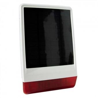 Solar siren Z-Wave Plus POPP