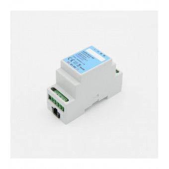 Rail DIN Adapter For Fibaro FGD-212 - Eutonomy