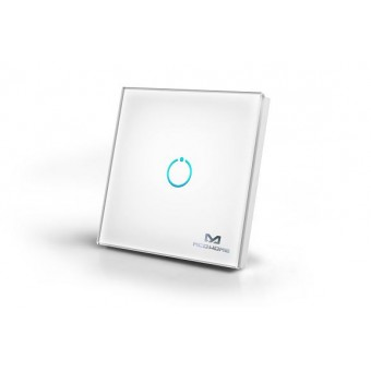 Touch Panel Switch - Z-Wave Plus - MCO HOME