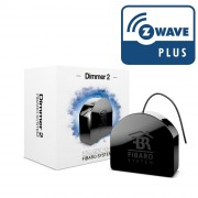 Dimmer universale occulto da 250W Z-Wave Plus Fibaro with metering