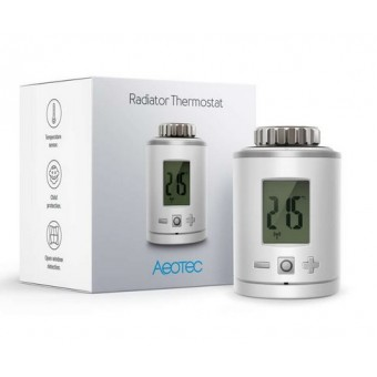 Aeotec Radiator Thermostat