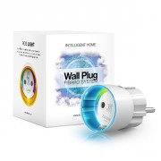 Presa controllata (on/off) con misura di consumo Fibaro Z-Wave Plus