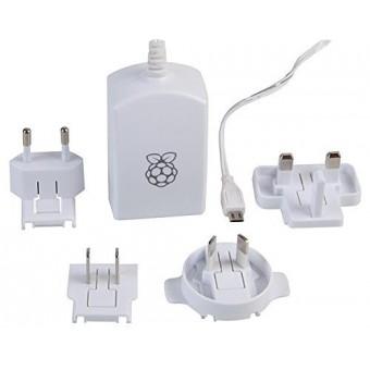 Power supply  for Raspberry Pi 5.1V / 2.5A