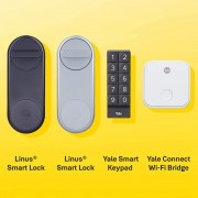 Lucchetto con connessione Bluetooth Smart Linus - Yale