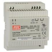 Rail DIN 12V  2A 30 W Power supply  Mean Well
