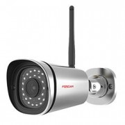 Video Camera IP per esterni fissa H.264 118º 20 metri 2 Mpx