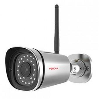 Video Camera IP per esterni fissa H.264 118º 20 metri 2 Mpx
