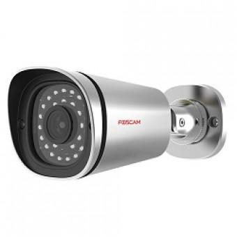 Video Camera IP per esterni fissa H.264 78º 20 metri 4 Mpx